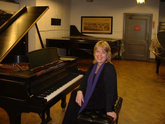 Laura Olsen at Steinway Hall  sc 1 st  A Joyful Sound Inc. & Links